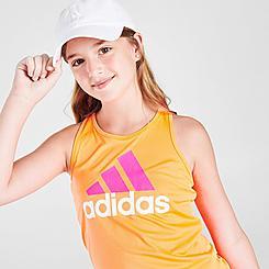 Girls' adidas AEROREADY Logo Training Tank