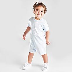Boys' Infant adidas Shortie Romper
