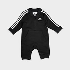 Infant adidas Badge Of Sport Tracksuit Coverall Onesie