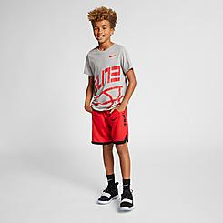 Boys' Nike Dri-FIT Elite Basketball Shorts