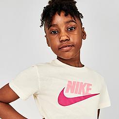 Girls' Nike Sportswear Basic Futura T-Shirt