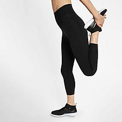 Women's Nike One Luxe Crop Tights
