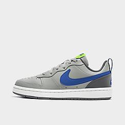 Big Kids' Nike Court Borough Low 2 Casual Shoes