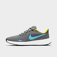 Boys' Big Kids' Nike Revolution 5 Running Shoes