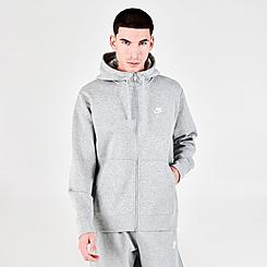 Nike Sportswear Club Fleece Full-Zip Hoodie