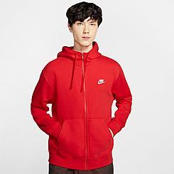 Nike Sportswear Club Fleece Full-Zip Hoodie