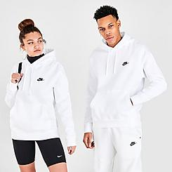 Nike Sportswear Club Fleece Embroidered Hoodie