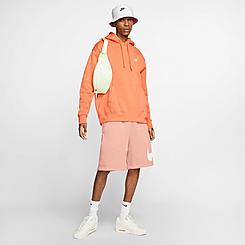 Men's Nike Sportswear Club Graphic Shorts