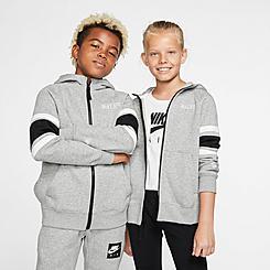 Boys' Nike Air Full-Zip Hoodie