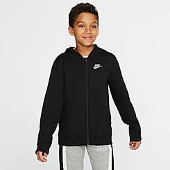 Kids' Nike Sportswear Club Full-Zip Hoodie