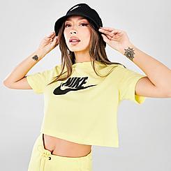 Women's Nike Sportswear Essential Cropped T-Shirt