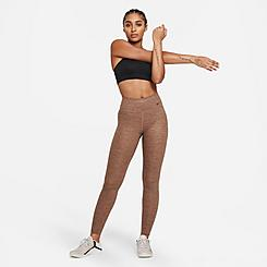 Women's Nike One Luxe Heathered Tights