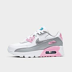 Little Kids' Nike Air Max 90 Casual Shoes