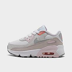 Girls' Toddler Nike Air Max 90 Casual Shoes