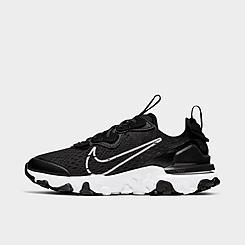 Boys' Big Kids' Nike React Vision Running Shoes