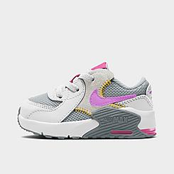 Girls' Toddler Nike Air Max Excee Casual Shoes