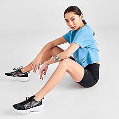 Women's Nike Sportswear Leg-A-See Bike Shorts