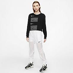 Women's Nike Sportswear Indio Woven Jogger Pants