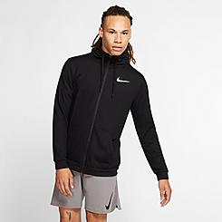 Men's Nike Dri-FIT Fleece Full-Zip Hoodie