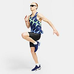 Men's Nike Dri-FIT Fast Half-Length Running Tights