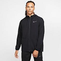 Men's Nike Flex Full-Zip Training Jacket