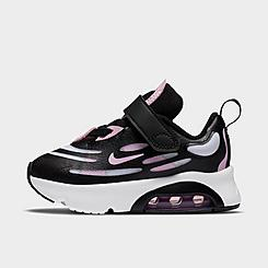 Girls' Toddler Nike Air Max Exosense Hook-and-Loop Casual Shoes