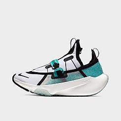 Big Kids' Nike Air Zoom Traverse Slip-On Running Shoes