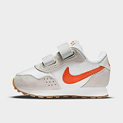 Boys' Toddler Nike MD Valiant Hook-and-Loop Casual Shoes