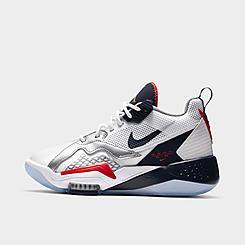 Big Kids' Jordan Zoom '92 Basketball Shoes