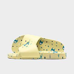 Women's Champion IPO Circle Logo Slide Sandals