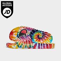 Men's Champion IPO Tie-Dye Slide Sandals