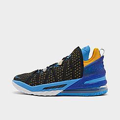 Nike LeBron 18 Basketball Shoes