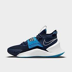 Big Kids' Nike Future Court 3 Basketball Shoes