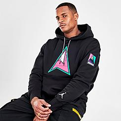 Men's Jordan Winter Utility Fleece Hoodie