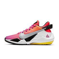Big Kids' Nike Zoom Freak 2 PE Basketball Shoes