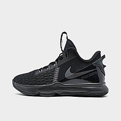 Little Kids' Nike LeBron Witness 5 Basketball Shoes