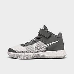 Little Kids' Nike Kyrie Flytrap 4 Hook-and-Loop Basketball Shoes