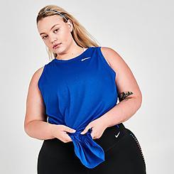Women's Nike Dri-FIT Swoosh Training Tank (Plus Size)