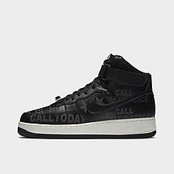 Men's Nike Air Force 1 High '07 Premium Casual Shoes