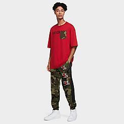 Jordan Mashup Jumpman Classics Camo Fleece Jogger Pants