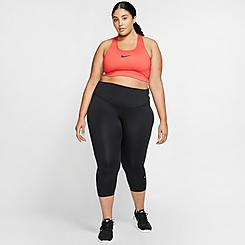 Women's Nike One Crop Training Tights (Plus Size)