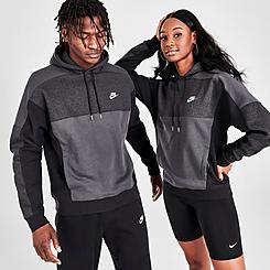Nike Sportswear Panel Block Hoodie