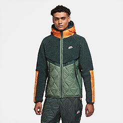 Nike Sportswear Heritage Sherpa Jacket