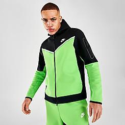 Nike Sportswear Tech Fleece Taped Full-Zip Hoodie