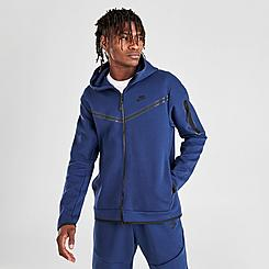 Nike Sportswear Tech Fleece Taped Full-Zip Hoodie