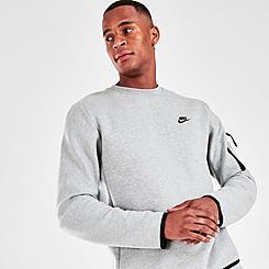 Men's Nike Sportswear Tech Fleece Crewneck Sweatshirt