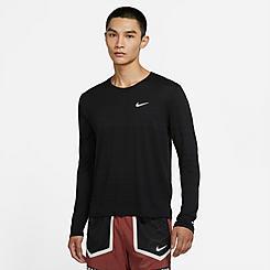 Men's Nike Dri-FIT Miler Running Top