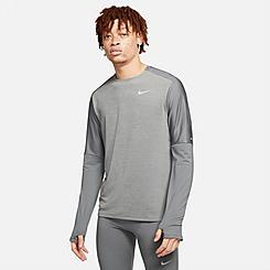 Men's Nike Dri-FIT Running Crewneck Sweatshirt