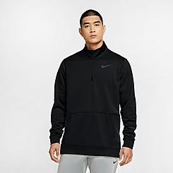 Men's Nike Therma Half-Zip Sweatshirt
