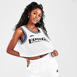 Women's Nike Sportswear Sisterhood Cropped Jersey